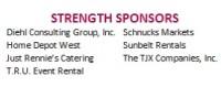 Strength Sponsors