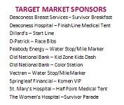 Target Market Sponsors
